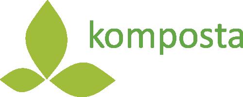 """UAB """"Komposta"""" logotipas"""